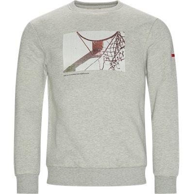 Sweatshirts   Grå